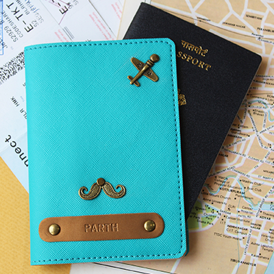 Personalised Passport Covers